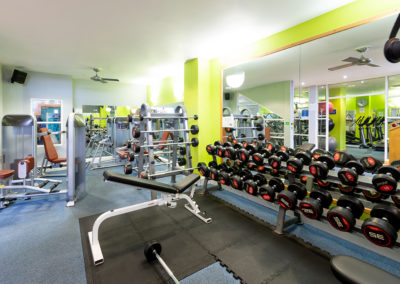 Motion Health Club Slough Gym