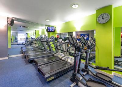 Motion Health Club Slough Cardio Gym