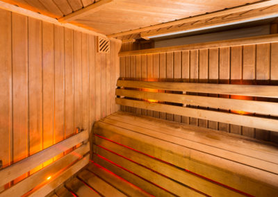 The Spa at Merry Hill Sauna