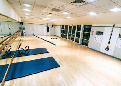 gym classes dudley